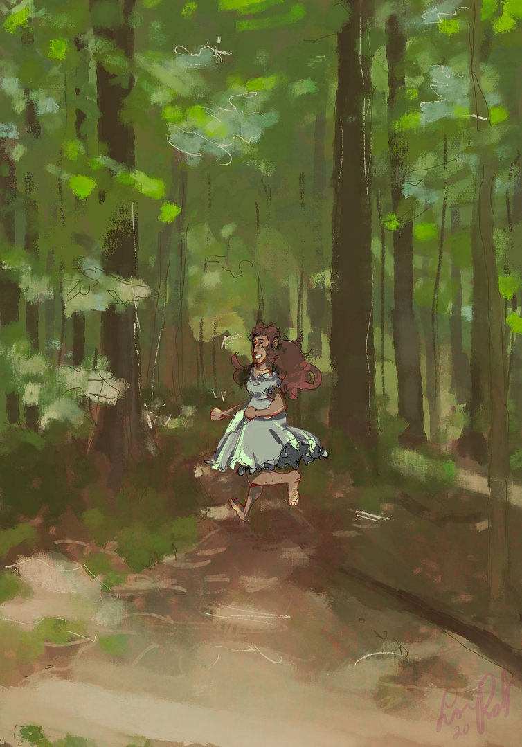 Kennedy in the Woods
