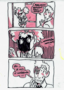 Finn Bande Dessinée 01