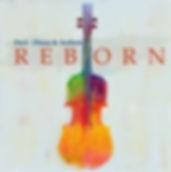 Reborn Album Cover DnA - Diana & Andrew
