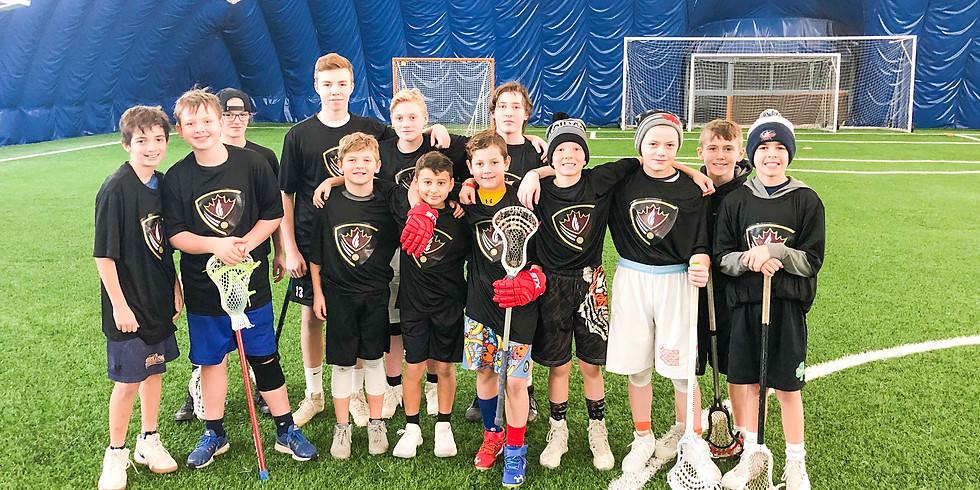 Boys Lacrosse: 10 Week Beginner Skills Development Series