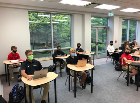 The Hill Academy Newsletter- September 20th, 202