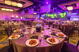 Corporate Event Tablescape