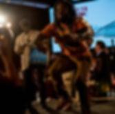 Non-profit event dancer entertainment