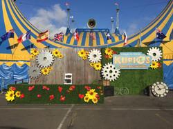 cirque du soleil kurios photo booth
