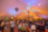 Miami themed corporate event