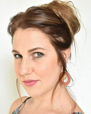 Boucles d'oreilles femme en pâte polymère création française artisanale