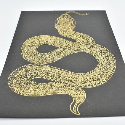Carte Serpent