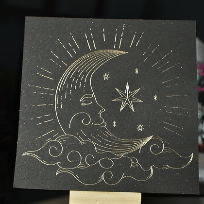 Carte Lune