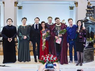 10 апреля 2018 года в Новосибирском театре оперы и балета состоялась премьера оперы Сергея Рахманино