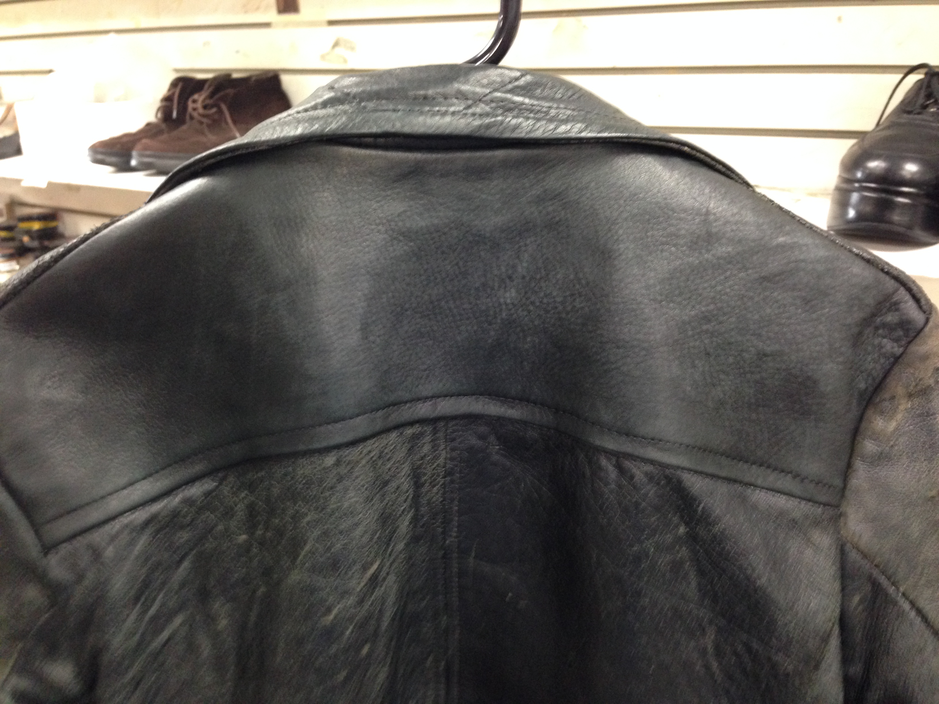Leather Jacket After
