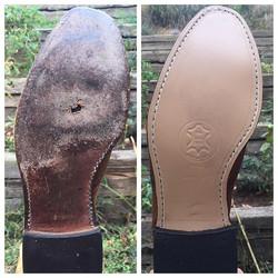Prime Italian Leather Soles
