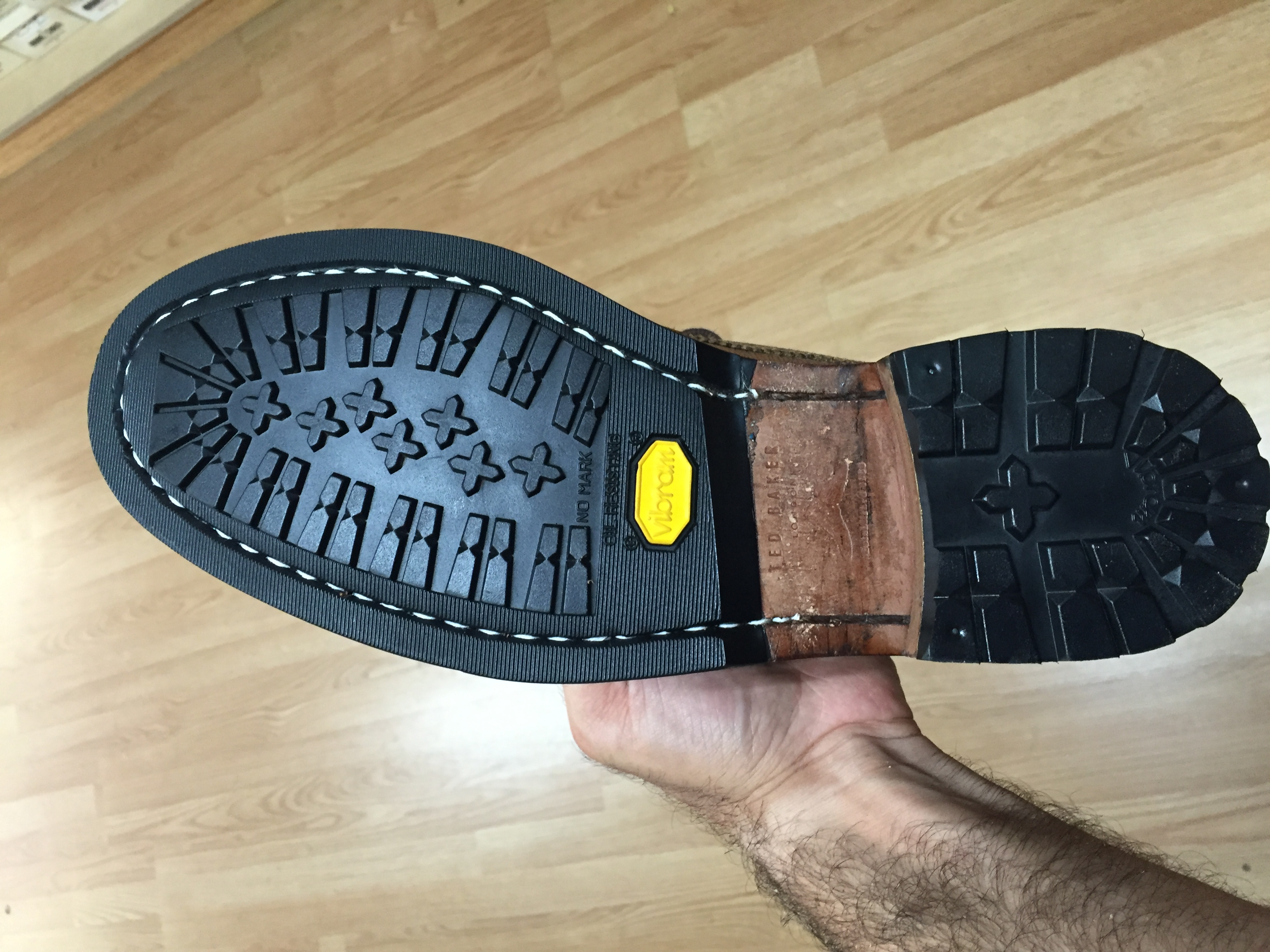 Vibram Resoling