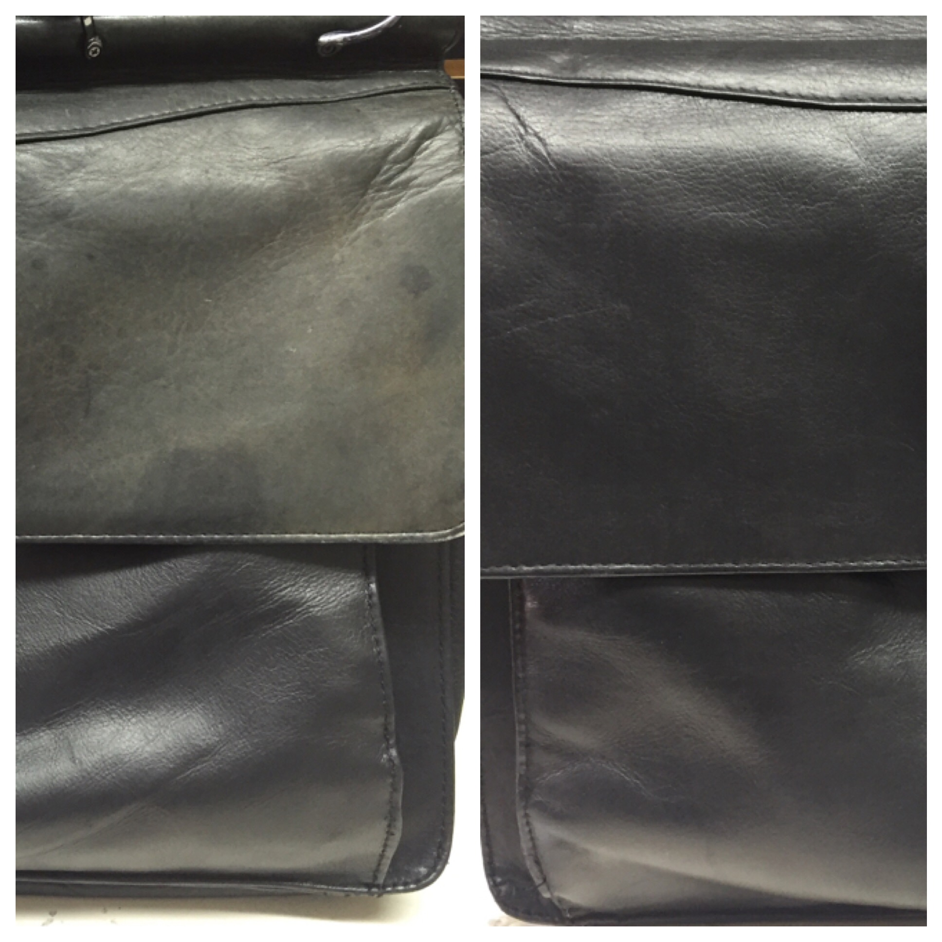 Briefcase restored