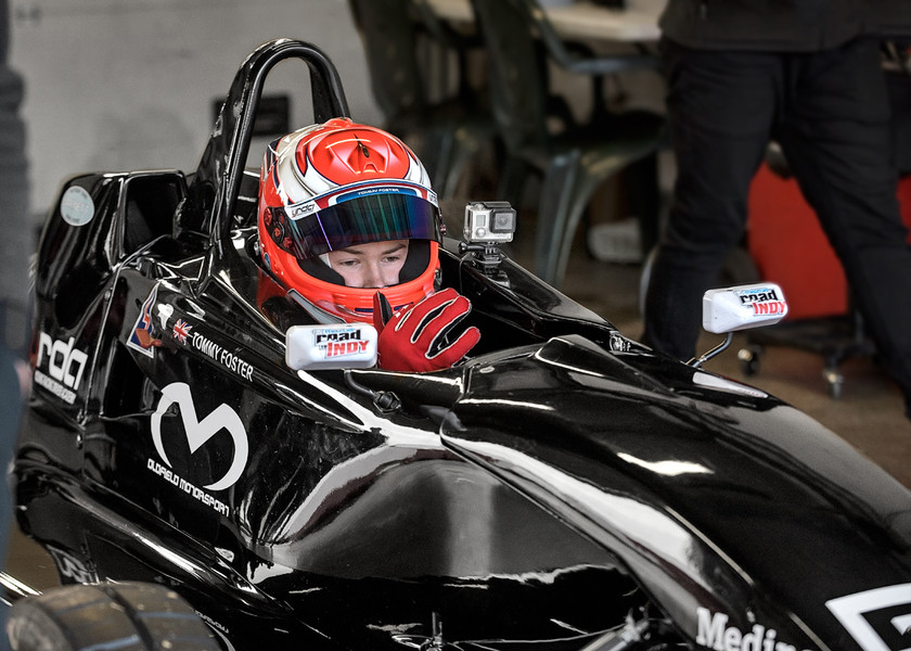 Tommy Foster Formula Ford