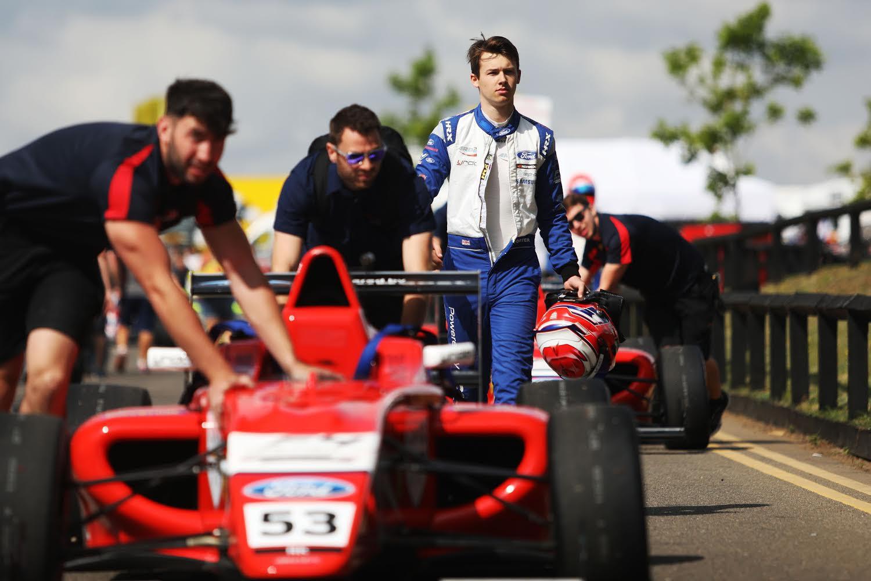 Tommy Foster Formula 4 F4