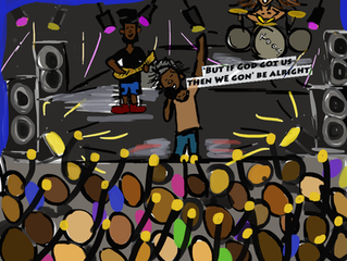 Kendrick Lamar: voice of my generation <3