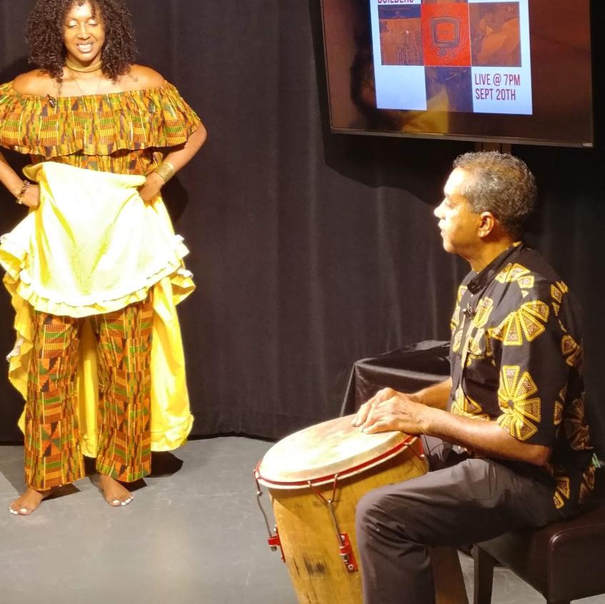 Dance Performance by Charmaine