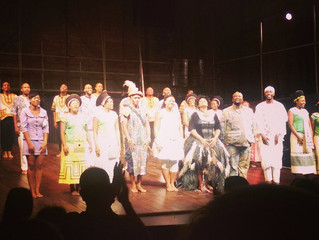 My first opera: The Magic Flute: Isango Ensemble|South Africa :D