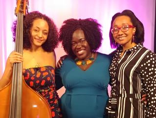 S3EP9: The Future is Female: Health, Art & Advocacy ft. Dr. Amutah-Onukagha & Saint Vaughn