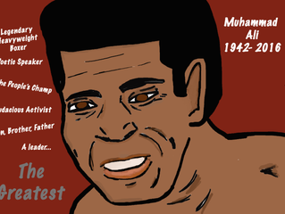 Muhammad Ali: The Greatest Athlete of All Time