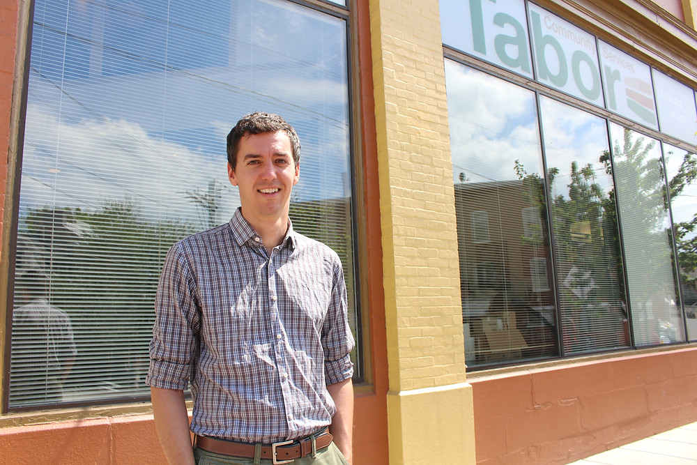 Marshall Fischer makes a planned gift to Tabor Community Services