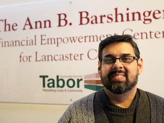 Todd Capitao – Hired by Tabor