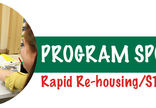 Program Spotlight - Rapid Re-housing/STIL