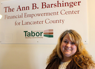 Tabor staff nominated for NFCC's award of excellence