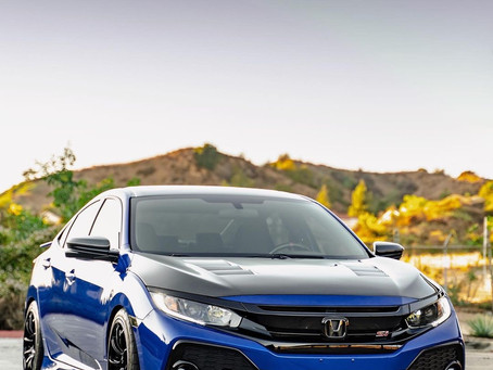 Camden's featured ride for [2-3-21]Honda Civic SI