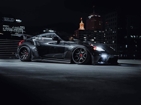 Camden's featured ride for [1-12-21]Nissan 370Z