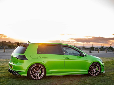 Camden's featured ride for [2-4-21]Volkswagen Golf R