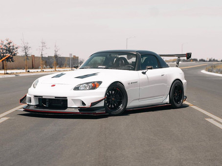 Tim's featured ride for [3-27-21]Honda S2000