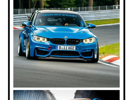 Tim's featured ride for [1-2-21] BMW M3