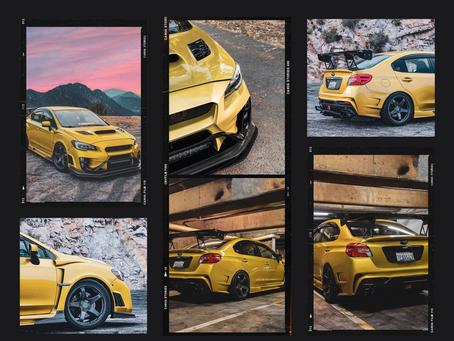Camden's featured ride for [1-15–21]Subaru WRX