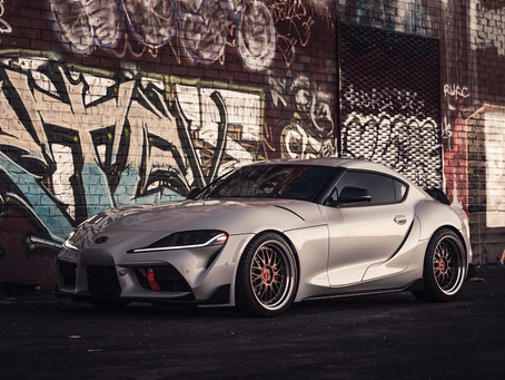 Tim's featured ride for [2-16-21]Toyota Supra