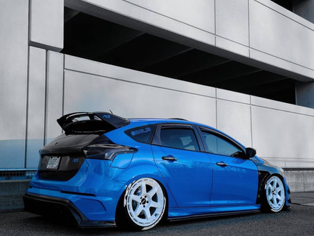 Build Feature  - Ford Focus RS