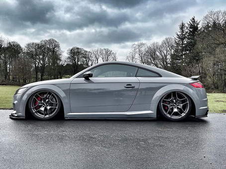 Tim's featured ride for [2-26-21]Audi TT RS