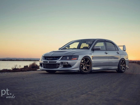 Tim's featured ride for [1-30-21]Mitsubishi EVO