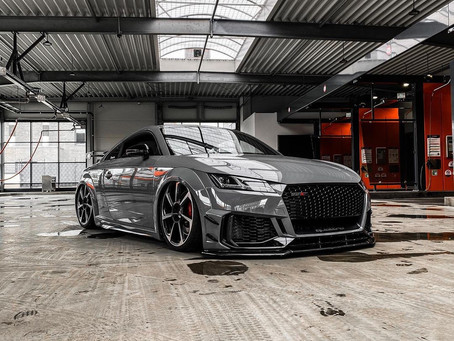Tim's featured ride for [4-1-21]Audi TT RS