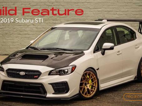 2019 Subaru Wrx Sti Build Feature
