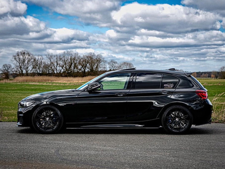 Camden's featured ride for [3-29-21]BMW M140i