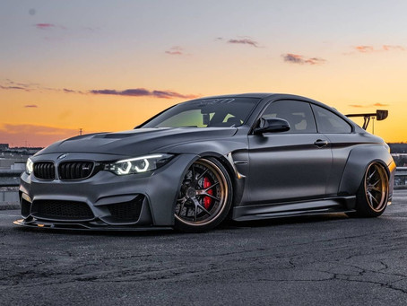Camden's featured ride for [3-7-21]BMW M4