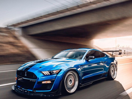Tim's featured ride for [1-14-21]Ford Mustang GT 500
