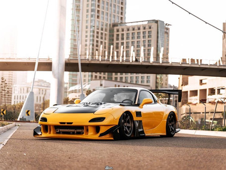 Camden's featured ride for [2-25-21]Mazda RX7