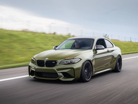 Camden's featured ride for [3-21-21]BMW M2