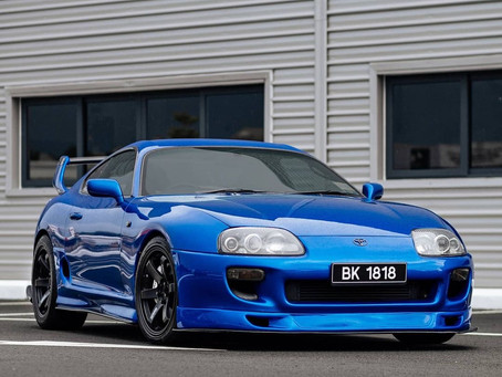 Camden's featured ride for [3-4-21]Toyota Supra