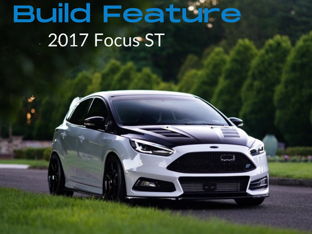 Ford Focus ST - Featured Build