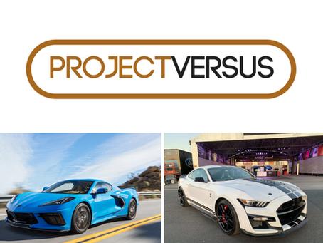 2020 C8 Corvette Z51 vs Mustang Shelby GT500