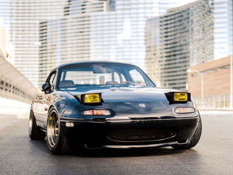 Tim's featured ride for [1-31-21]Mazda Miata