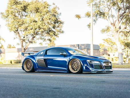 Camden's featured ride for [2-17-21]Audi R8